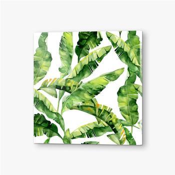 Bilder auf Acrylglas Tropische Monsterblätter