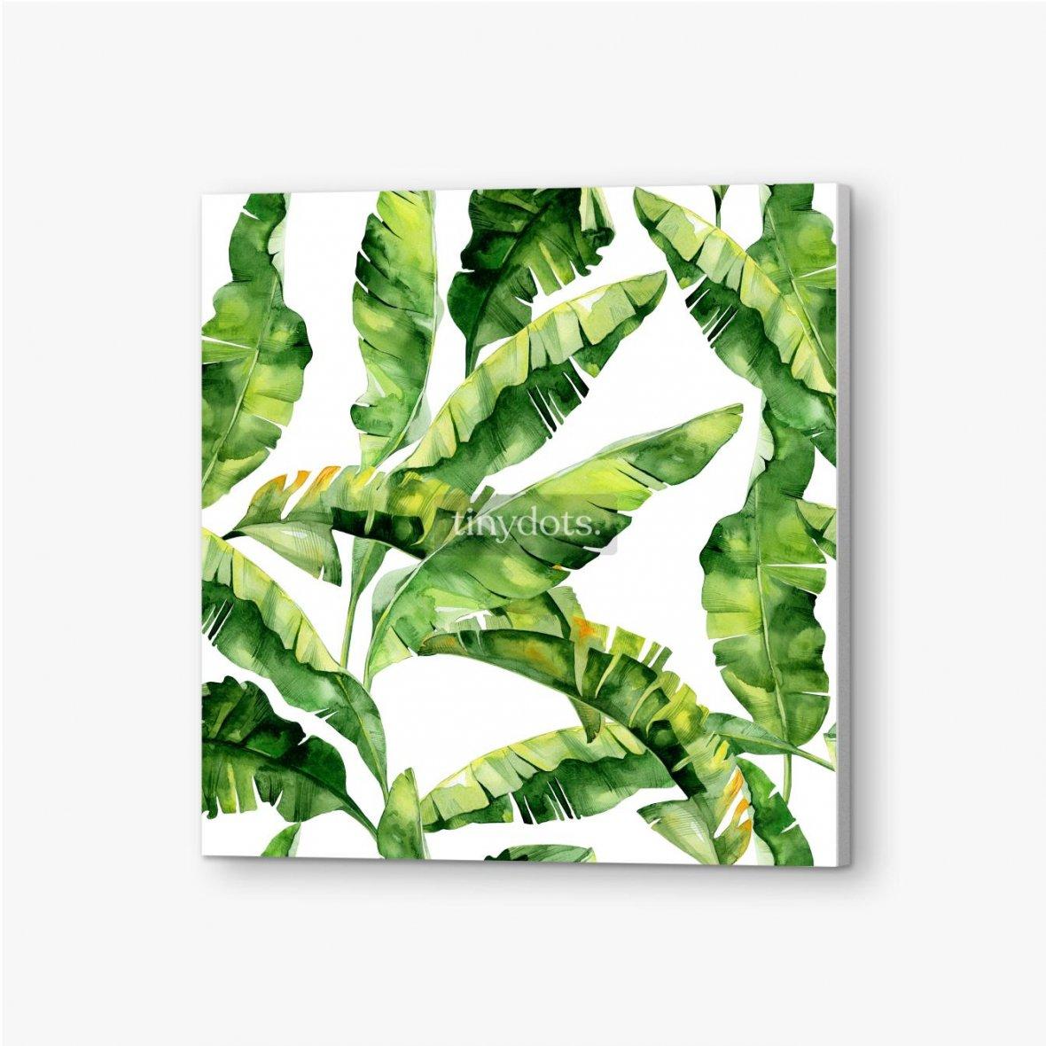 Bilder auf PVC Tropische Monsterblätter