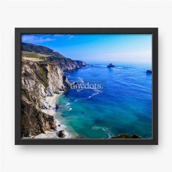 Wybrzeże Kalifornii, Stany Zjednoczone.