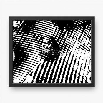 Czarny i biały abstrakcyjny surrealizm tło. Monochromatyczny ciemny tekstury.