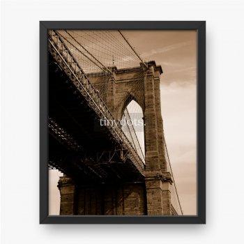 Część mostu brooklyńskiego