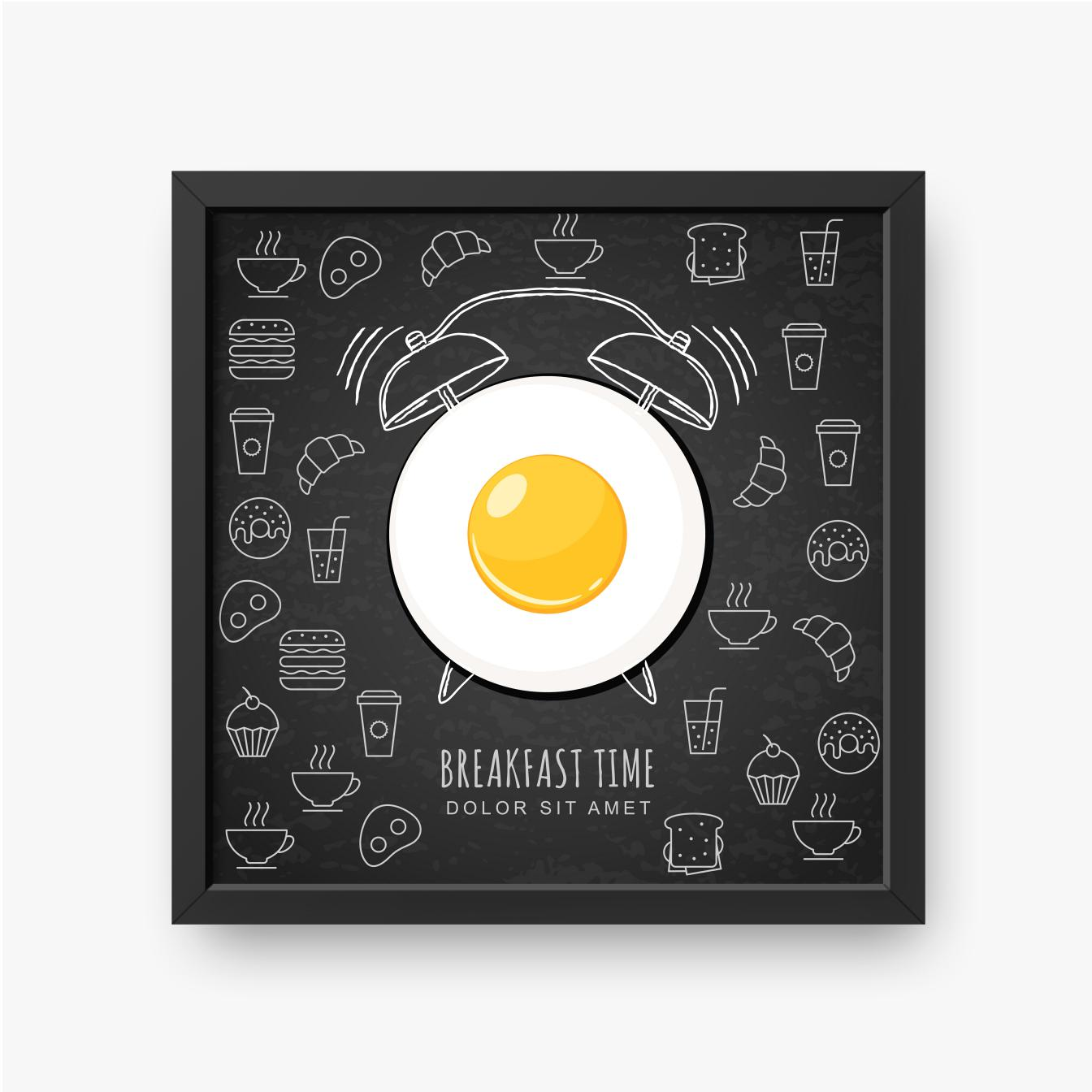 Jajko sadzone jako budzik