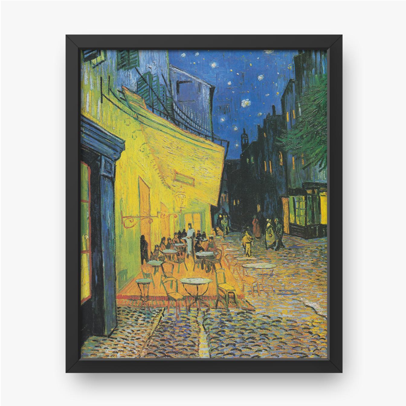Vincent van Gogh, Cafe Terrasse in der Nacht, 1888