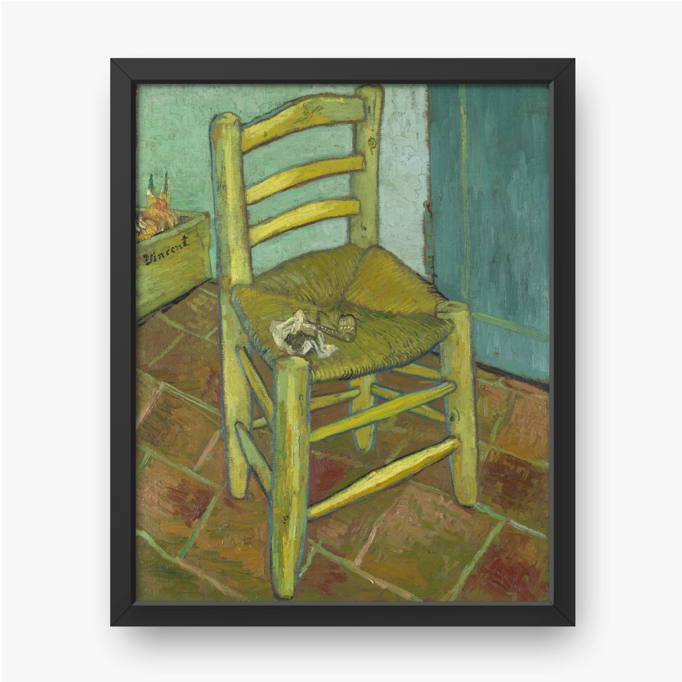 Vincent van Gogh, Krzesło, 1888