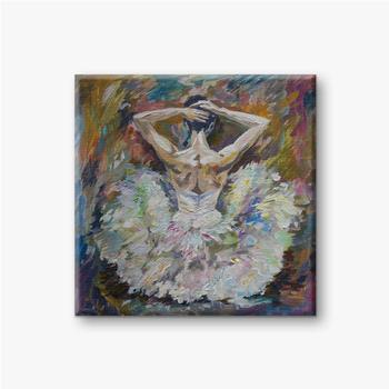 Ballerina-Malerei