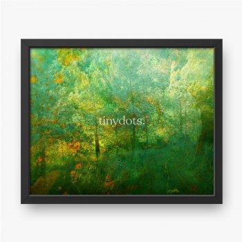Kunstkonzept der Doppelbelichtung in Natur-, Wald- und Herbstfarben